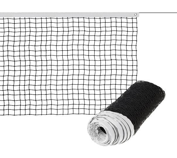 volleyballnetz 9 5x1 0m mit stahlseil beachvolleyball volleyball netz ebay. Black Bedroom Furniture Sets. Home Design Ideas