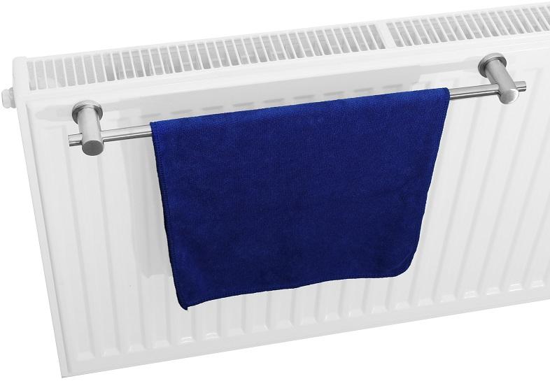 edelstahl handtuchhalter magnet befestigung heizk rper magnethalterung heizung ebay. Black Bedroom Furniture Sets. Home Design Ideas